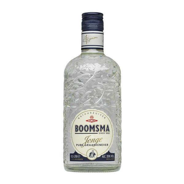 Boomsma Jonge Young Genever Gin - Grain & Vine | Curated Wines, Rare Bourbon and Tequila Collection