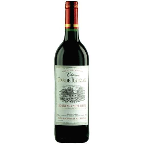 Chateau Pas de Rauzan Bordeaux Superieur - Grain & Vine | Curated Wines, Rare Bourbon and Tequila Collection
