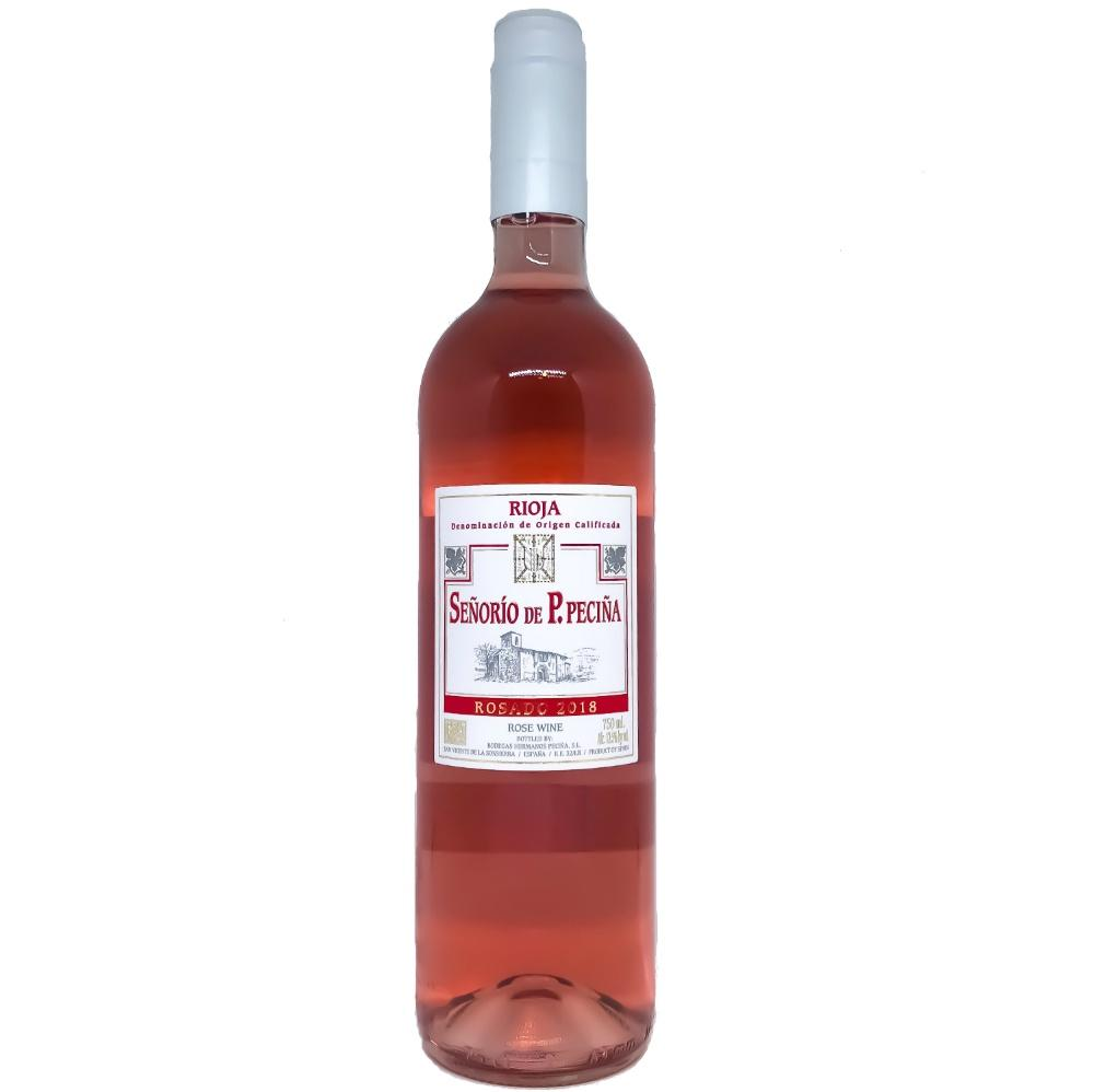 Bodegas Hermanos Pecina Rioja Rosado - Grain & Vine | Curated Wines, Rare Bourbon and Tequila Collection