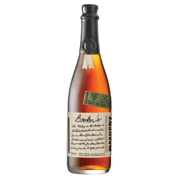 "Booker's ""Blue Knights Batch"" Kentucky Straight Bourbon Whiskey - Grain & Vine 