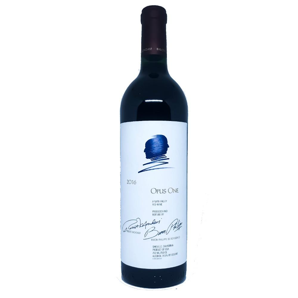 Opus One Napa Valley Red 2016 Vintage - Grain & Vine | Curated Wines, Rare Bourbon and Tequila Collection