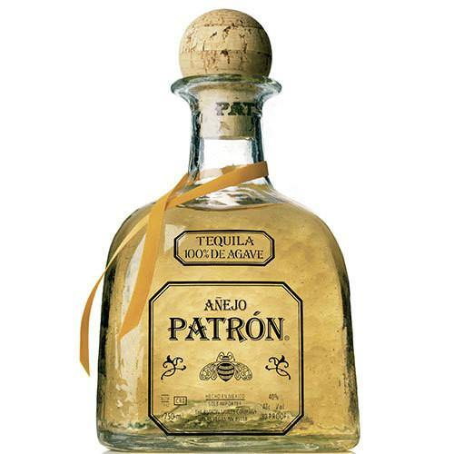 Patron Anejo Tequila - Grain & Vine | Curated Wines, Rare Bourbon and Tequila Collection
