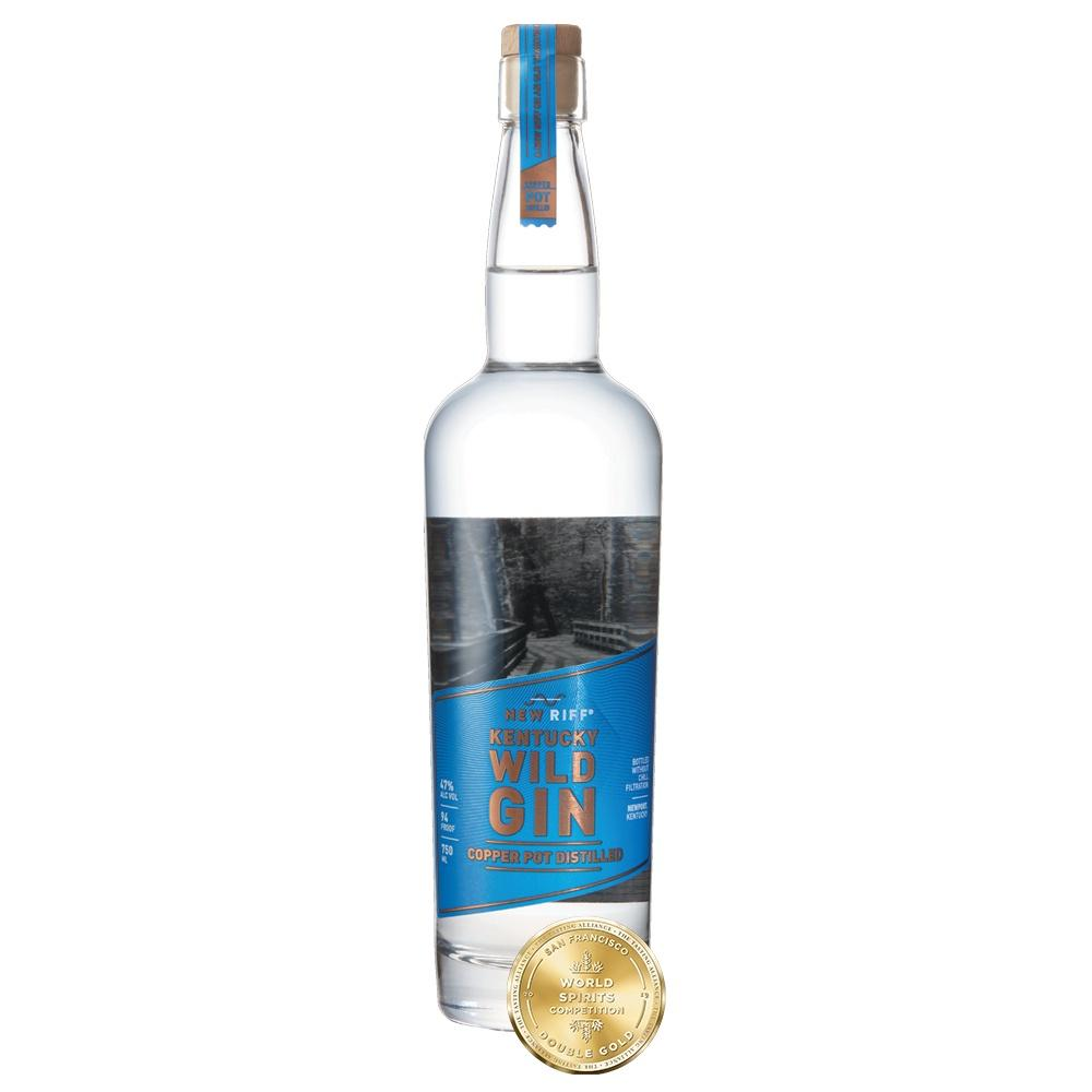 New Riff Wild Gin - Grain & Vine | Curated Wines, Rare Bourbon and Tequila Collection