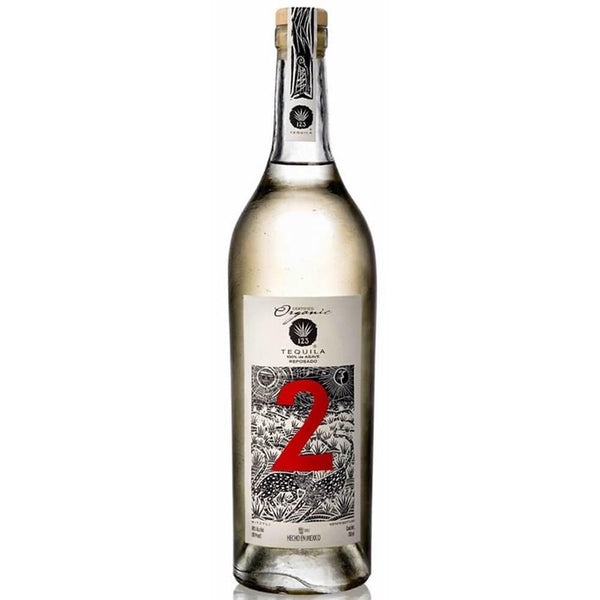 123 Tequila Dos Reposado Tequila - Grain & Vine | Curated Wines, Rare Bourbon and Tequila Collection