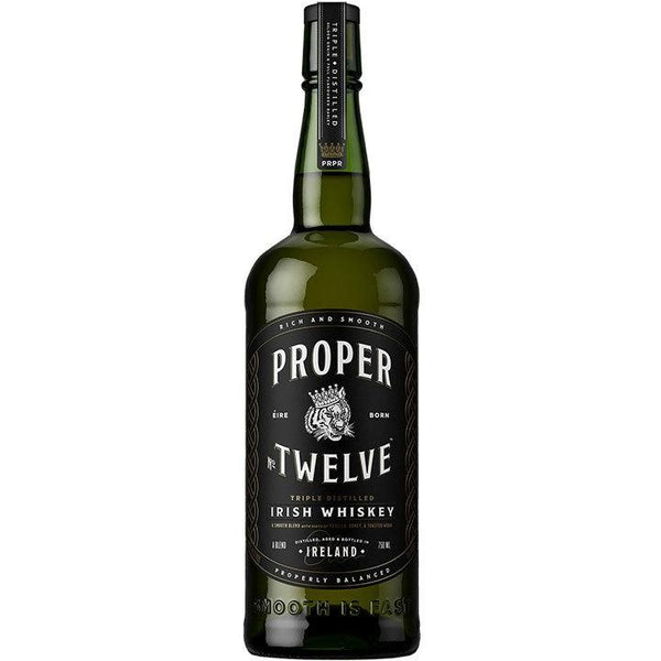 Proper No. Twelve Irish Whiskey - Grain & Vine | Curated Wines, Rare Bourbon and Tequila Collection