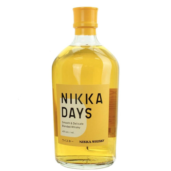 Nikka Days Smooth and Delicate Blended Whisky - Grain & Vine | Curated Wines, Rare Bourbon and Tequila Collection