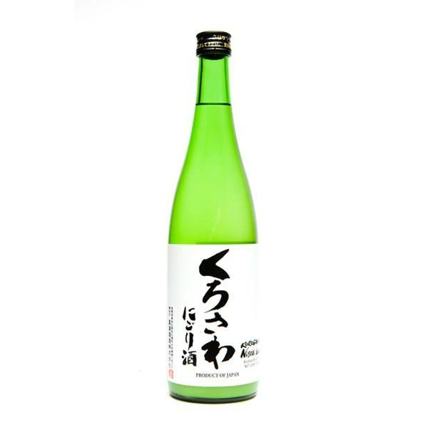 Kurosawa Nigori Junmai Sake - Grain & Vine | Curated Wines, Rare Bourbon and Tequila Collection