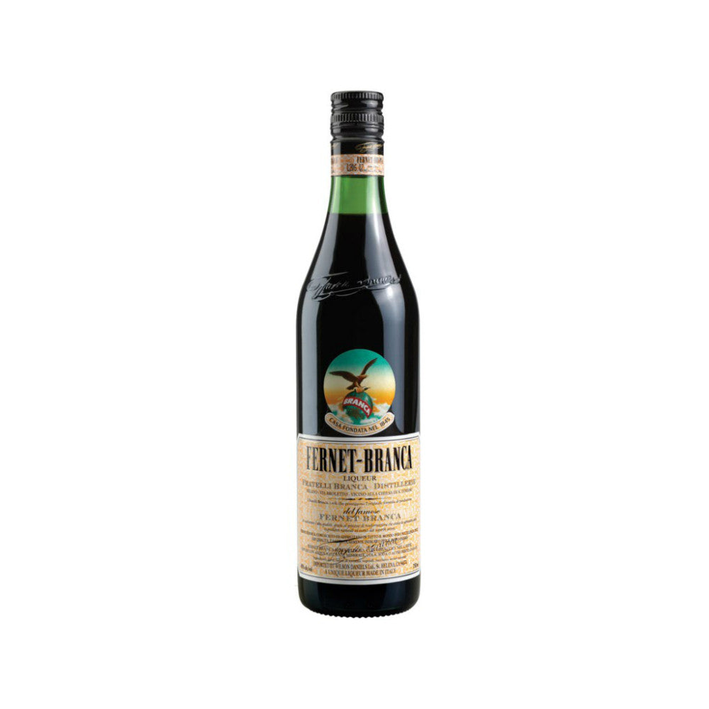Fernet-Branca Amaro Liqueur - Grain & Vine | Curated Wines, Rare Bourbon and Tequila Collection