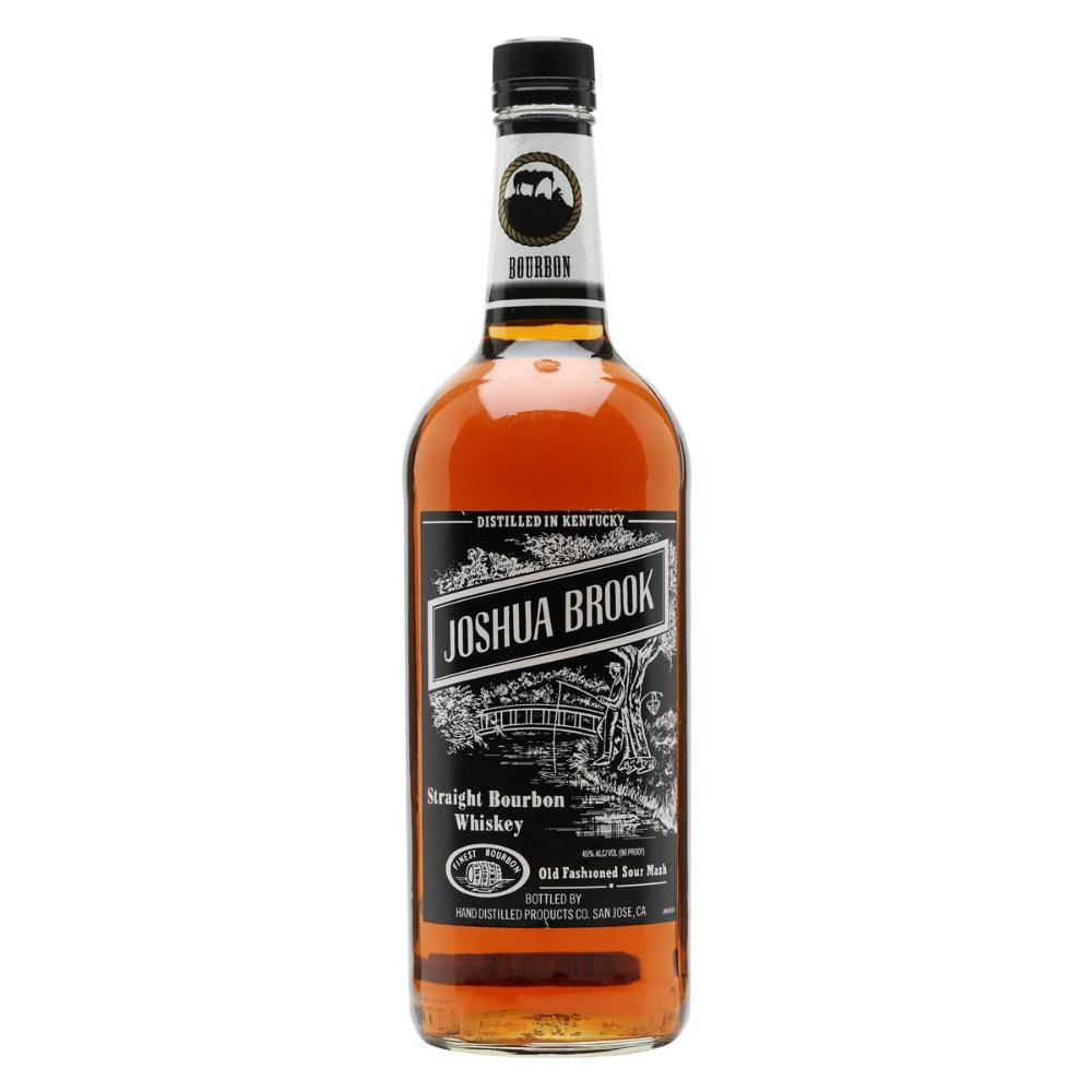 Joshua Brook Straight Bourbon Whiskey - Grain & Vine | Curated Wines, Rare Bourbon and Tequila Collection