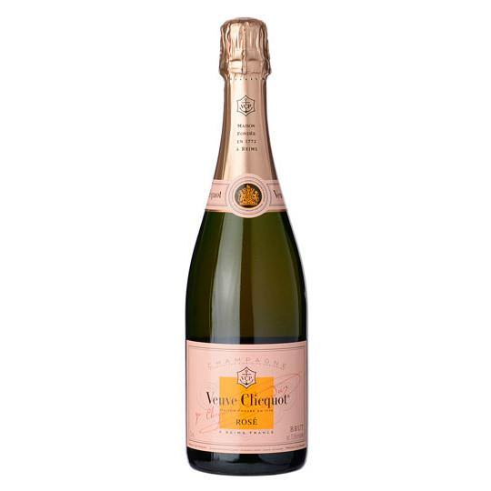 Veuve Clicquot Champagne Brut Rose - Grain & Vine | Curated Wines, Rare Bourbon and Tequila Collection
