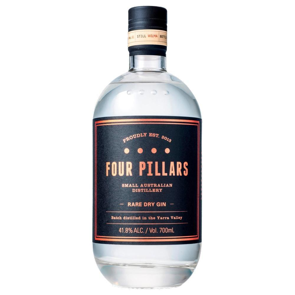 Four Pillars Rare Dry Gin - Grain & Vine | Curated Wines, Rare Bourbon and Tequila Collection