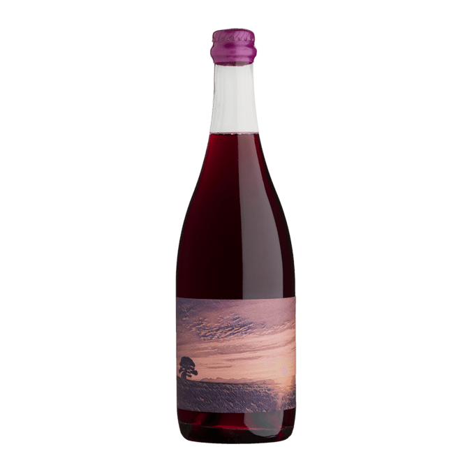 Bosman Family Vineyards Pet-nat Pinotage - Grain & Vine | Curated Wines, Rare Bourbon and Tequila Collection