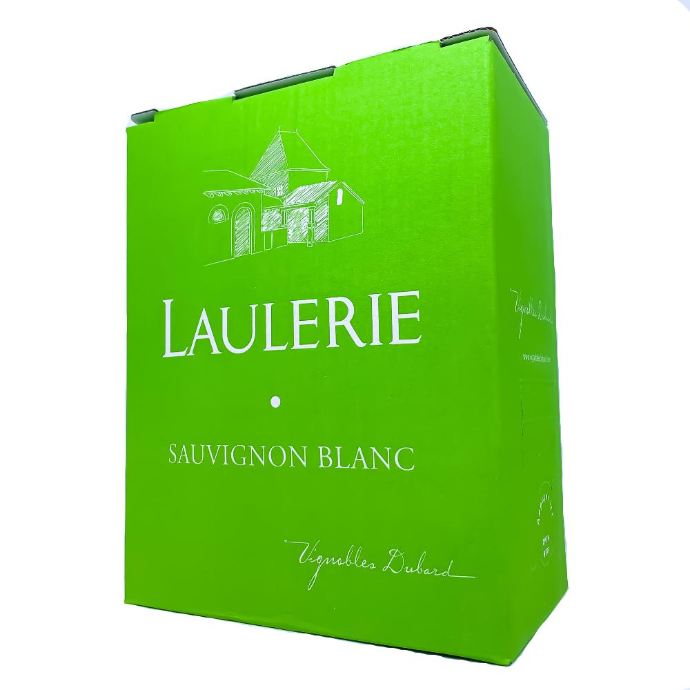 Chateau Laulerie Bergerac Sauvignon Blanc - Grain & Vine | Curated Wines, Rare Bourbon and Tequila Collection