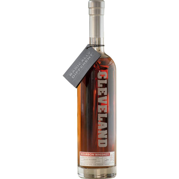 Cleveland Black Reserve Bourbon Whiskey - Grain & Vine | Curated Wines, Rare Bourbon and Tequila Collection