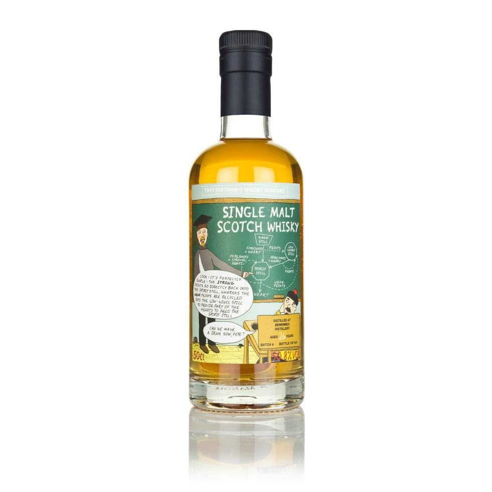 That Boutique-y Whisky Company Benrinnes 17-Year-Old Single Malt Whisky - Grain & Vine | Curated Wines, Rare Bourbon and Tequila Collection