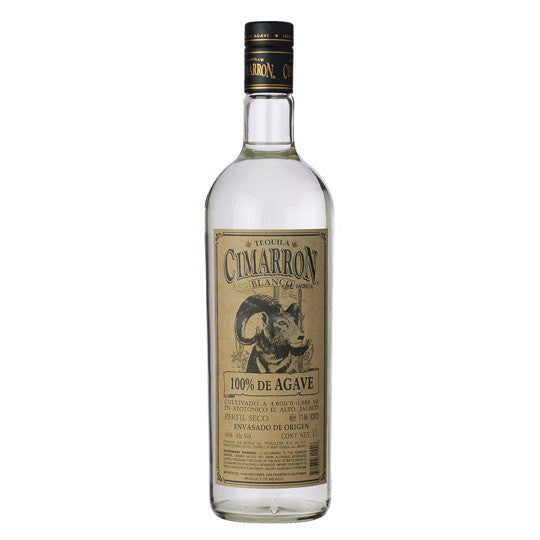 Cimarron Tequila Blanco - Grain & Vine | Curated Wines, Rare Bourbon and Tequila Collection