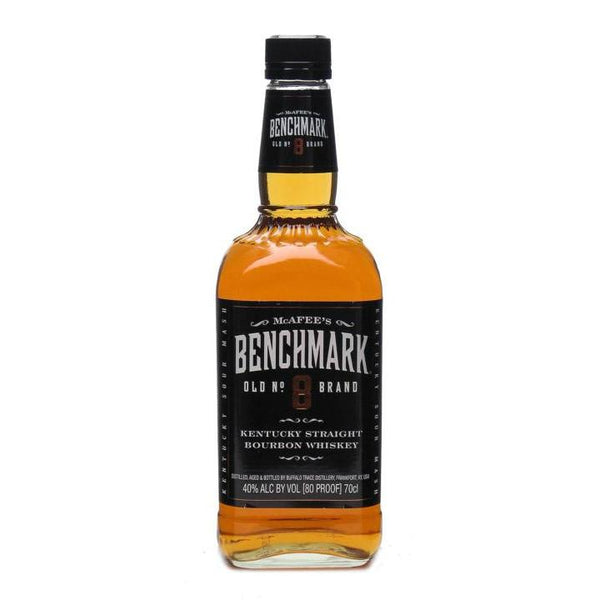 Benchmark Old N.8 Kentucky Straight Bourbon Whiskey - Grain & Vine | Curated Wines, Rare Bourbon and Tequila Collection