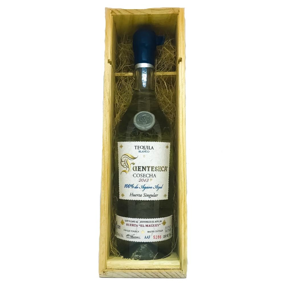 Fuenteseca Cosecha Huerta Singular Blanco Tequila - Grain & Vine | Curated Wines, Rare Bourbon and Tequila Collection