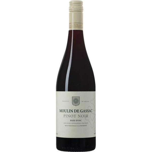 Moulin De Gassac Pinot Noir - Grain & Vine | Curated Wines, Rare Bourbon and Tequila Collection