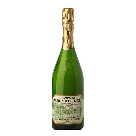 Marie-Noelle Ledru 2014 Cuvee de Goulte Blanc de Noirs Champagne - Grain & Vine | Curated Wines, Rare Bourbon and Tequila Collection