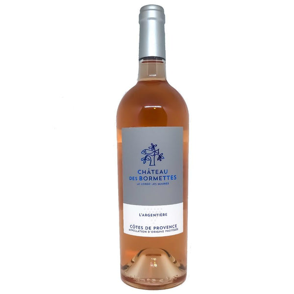 Chateau des Bormettes L'Argentiere Cotes de Provence Rose - Grain & Vine | Curated Wines, Rare Bourbon and Tequila Collection
