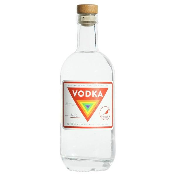Cardinal Spirits Pride Vodka - Grain & Vine | Curated Wines, Rare Bourbon and Tequila Collection