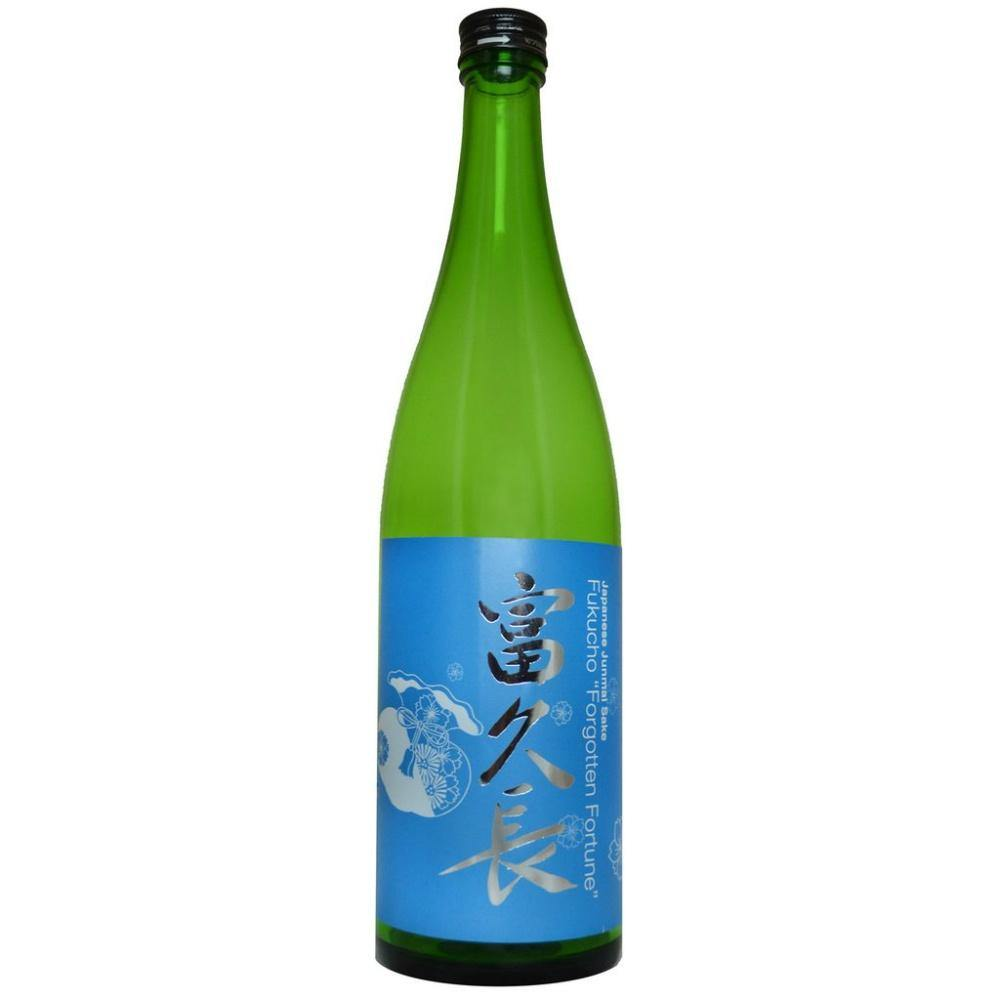 Fukucho Forgotten Fortune Junmai Sake - Grain & Vine | Curated Wines, Rare Bourbon and Tequila Collection