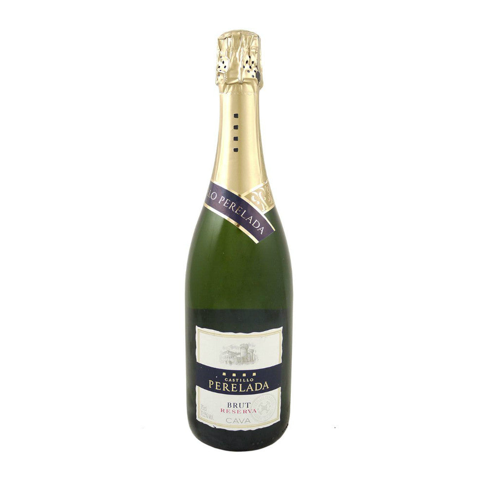 Castillo Perelada Cava Brut Reserva - Grain & Vine | Curated Wines, Rare Bourbon and Tequila Collection