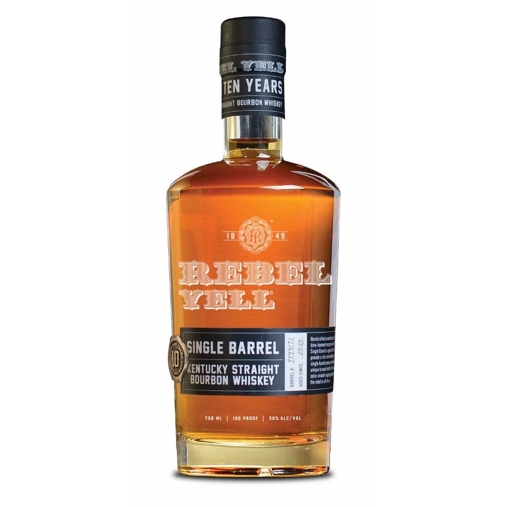 Rebel Yell 10 Years Single Barrel Kentucky Straight Bourbon Whiskey - Grain & Vine | Curated Wines, Rare Bourbon and Tequila Collection