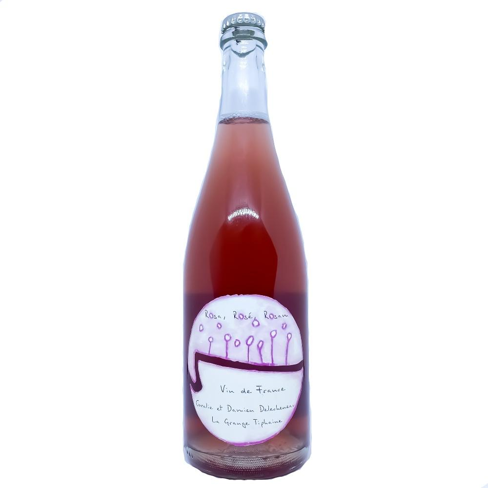 Domaine la Grange Tiphaine Rose Rosa Rosam - Grain & Vine | Curated Wines, Rare Bourbon and Tequila Collection