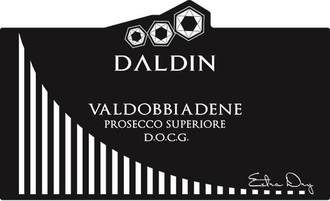 Ca' del Vispo di Daldin Massimo Prosecco di Valdobbiadene Superiore Spumante Extra Dry - Grain & Vine | Curated Wines, Rare Bourbon and Tequila Collection