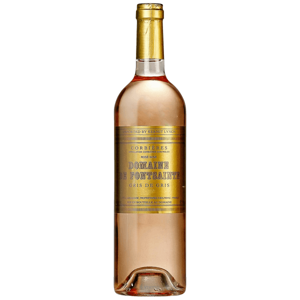 Domaine de Fontsainte Corbieres Gris de Gris Rose - Grain & Vine | Curated Wines, Rare Bourbon and Tequila Collection