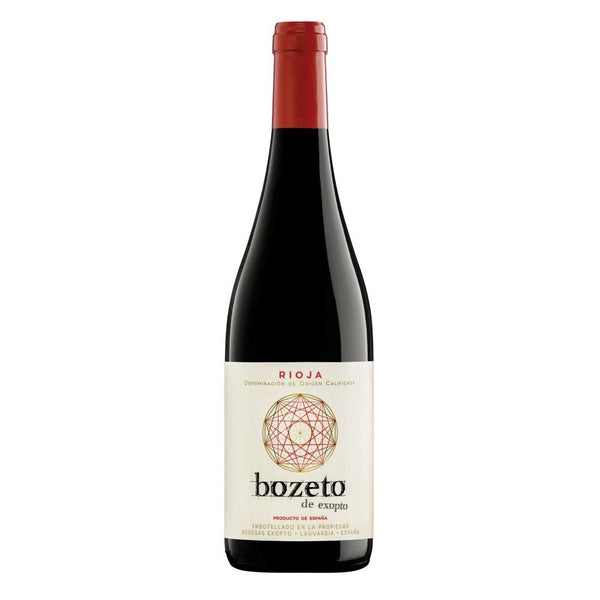 Bozeto de Exopto Rioja - Grain & Vine | Curated Wines, Rare Bourbon and Tequila Collection
