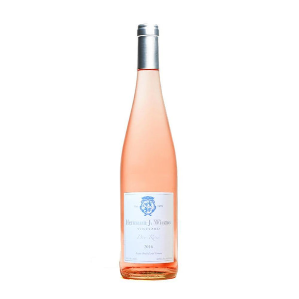 Hermann J. Wiemer Finger Lakes Dry Rose - Grain & Vine | Curated Wines, Rare Bourbon and Tequila Collection
