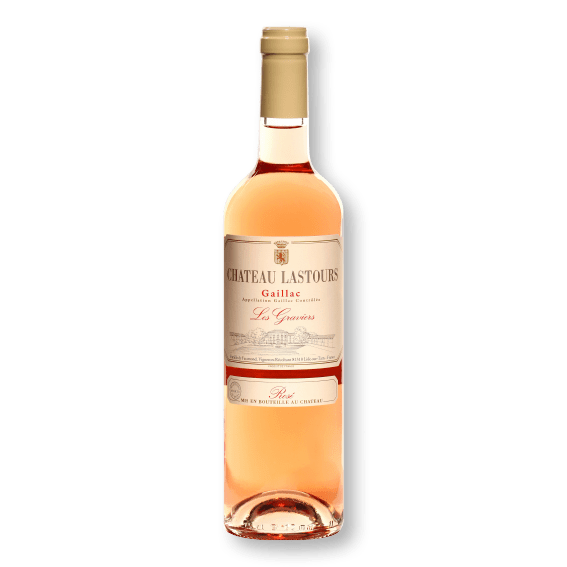 Chateau Lastours Gaillac Les Graviers Rose - Grain & Vine | Curated Wines, Rare Bourbon and Tequila Collection