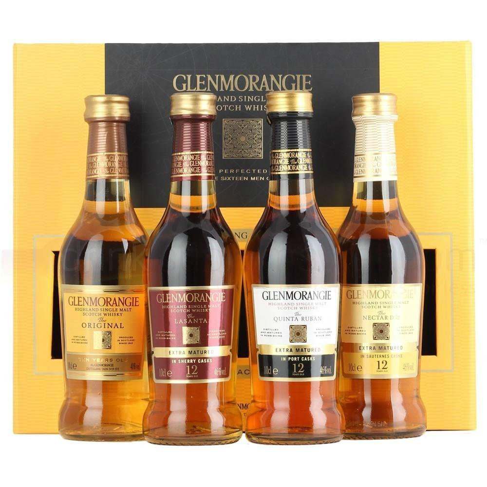 Glenmorangie Highland Single Malt Scotch Whisky Taster Gift Pack - Grain & Vine | Curated Wines, Rare Bourbon and Tequila Collection
