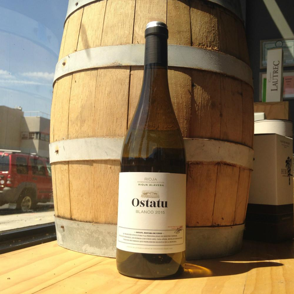 Bodegas Ostatu Rioja Blanco Consecho - Grain & Vine | Curated Wines, Rare Bourbon and Tequila Collection