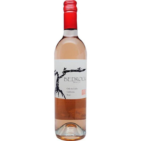 Bedrock Wine Company Rose of Mourvedre Ode to Lulu Sonoma Valley