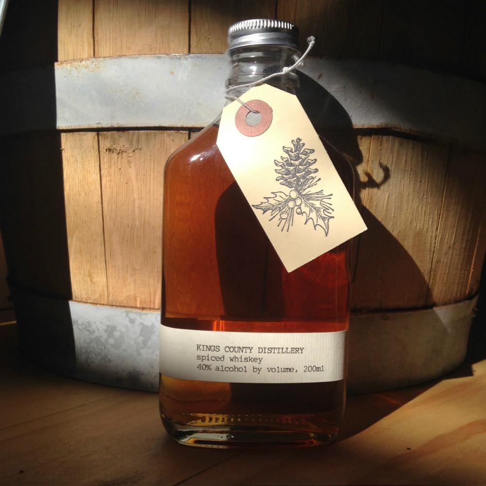 Kings County Distillery Winter Spice Whiskey - Grain &Vine | Curated Wines, Rare Bourbon and Tequila Collection