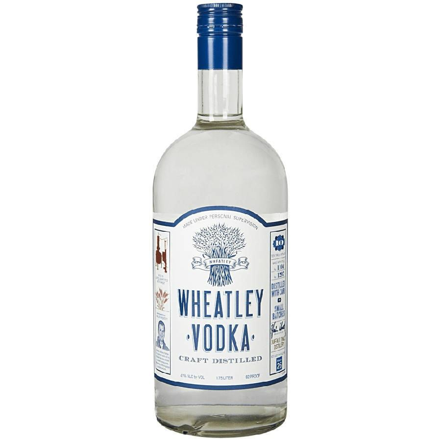 Wheatley Craft Distilled Vodka - Grain & Vine | Curated Wines, Rare Bourbon and Tequila Collection