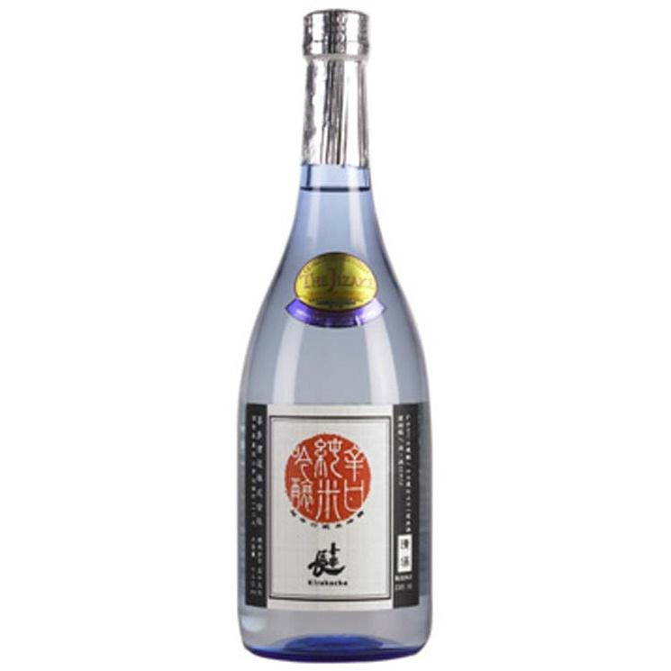 Kirakucho Chokara Junmai Ginjo Sake - Grain & Vine | Curated Wines, Rare Bourbon and Tequila Collection