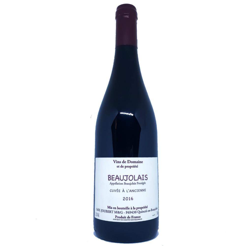 Domaine Joubert Cuvee a l'Ancienne Beaujolais - Grain & Vine | Curated Wines, Rare Bourbon and Tequila Collection