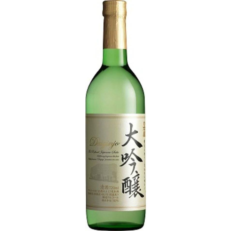 Nihon Sakari Daiginjo Sake - Grain & Vine | Curated Wines, Rare Bourbon and Tequila Collection