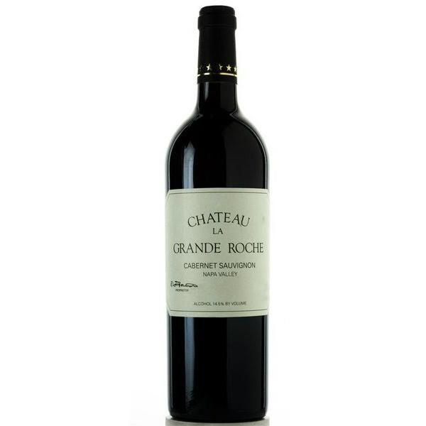 Chateau la Grande Roche Napa Valley Cabernet Sauvignon - Grain & Vine | Curated Wines, Rare Bourbon and Tequila Collection