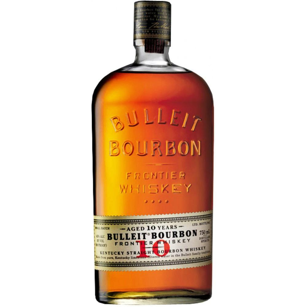 Bulleit 10 Years Kentucky Straight Bourbon Whiskey - Grain & Vine | Curated Wines, Rare Bourbon and Tequila Collection