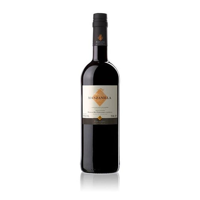 Bodegas Rey Fernando de Castilla Manzanilla Sanlucar de Barrameda Classic Dry Manzanilla Sherry - Grain & Vine | Curated Wines, Rare Bourbon and Tequila Collection