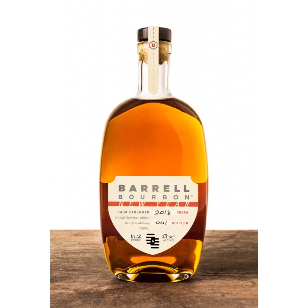 barrell bourbon new year 2018 limited edition bourbon whiskey