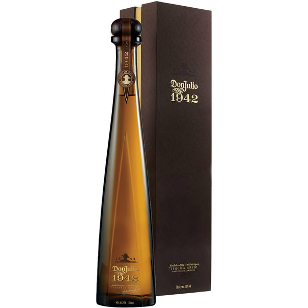 Don Julio 1942 Tequila Anejo - Grain & Vine | Curated Wines, Rare Bourbon and Tequila Collection