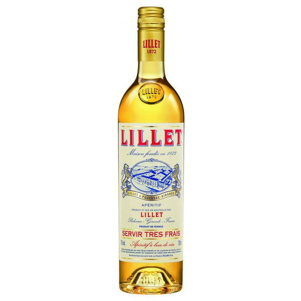 Lillet Aperitif Blanc - Grain & Vine | Curated Wines, Rare Bourbon and Tequila Collection