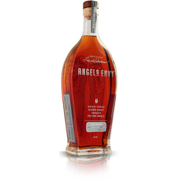Angel's Envy Cask Strength Kentucky Straight Bourbon Whiskey - Grain &Vine | Curated Wines, Rare Bourbon and Tequila Collection